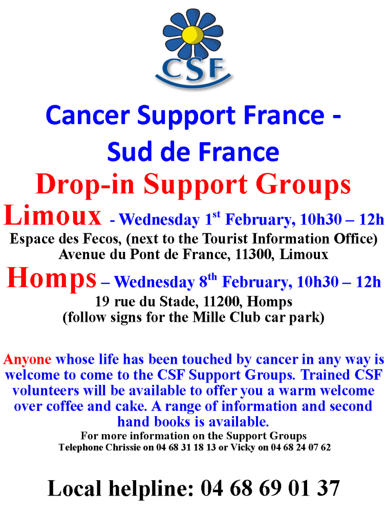 csf support groups18117