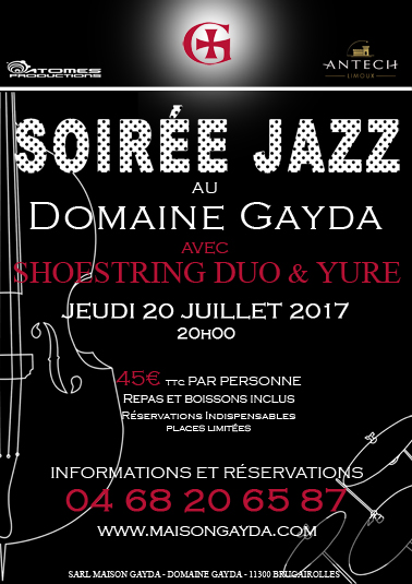 JAZZ 20.07 AUDE FLYER