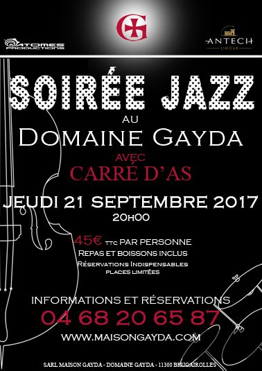 JAZZ 21.09.2017 AUDE FLYER