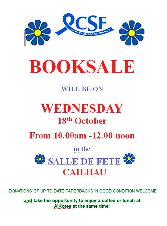 csf17 booksale