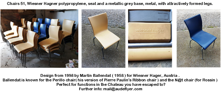 wiesner chairs